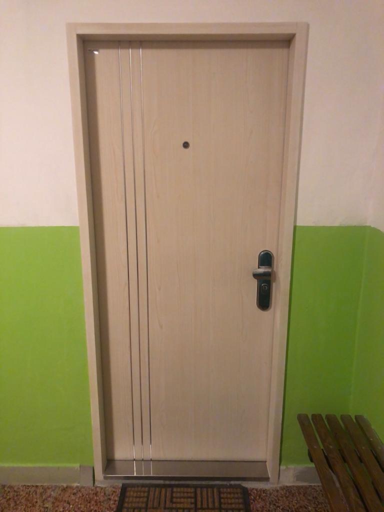 Bezpečnostní dveře Plzeň