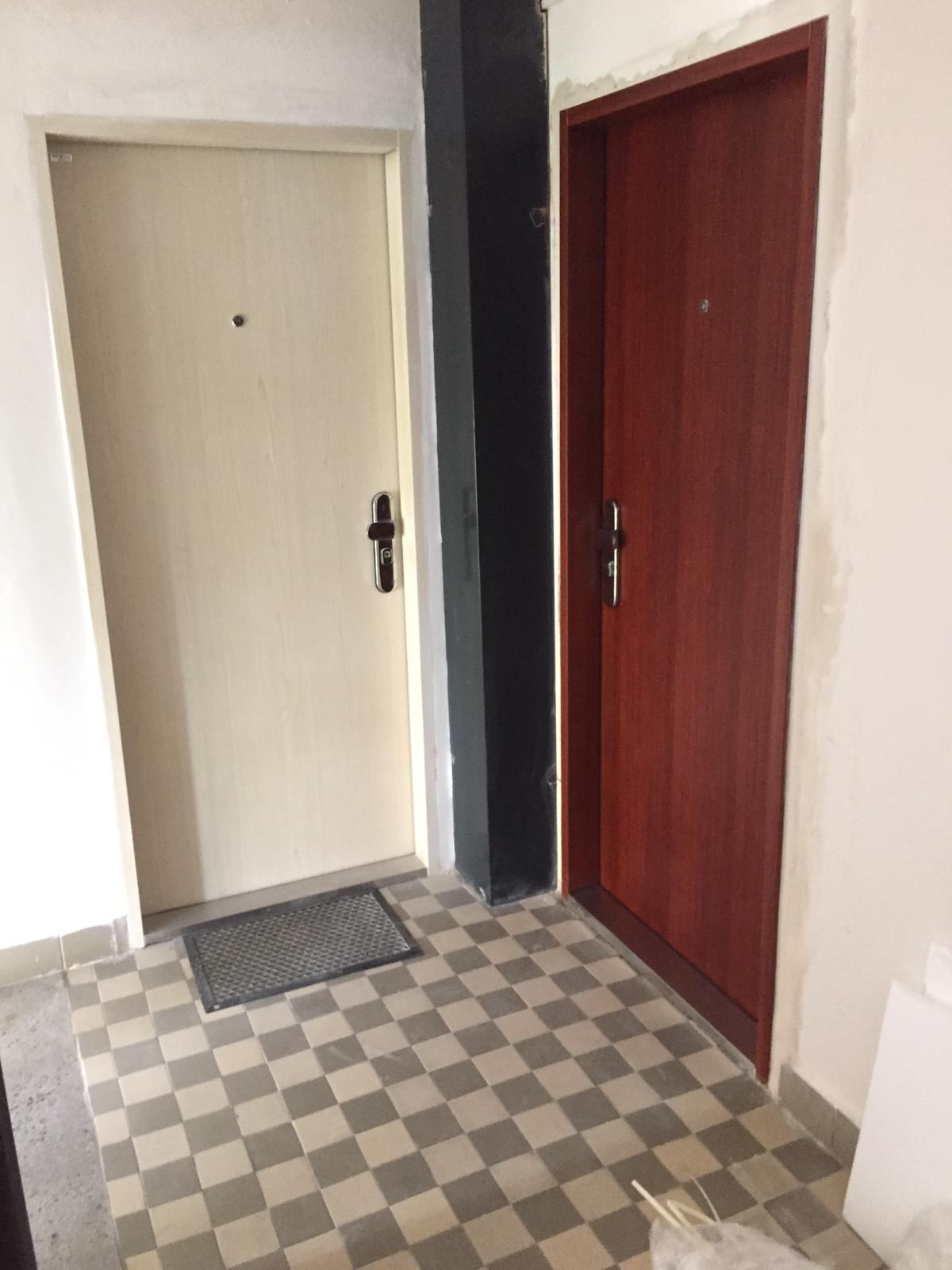 Bezpečnostní dveře Brno